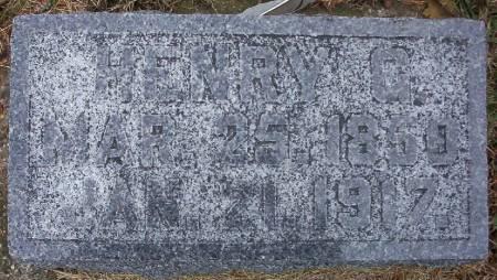 HAMER, HENRY G. - Plymouth County, Iowa | HENRY G. HAMER