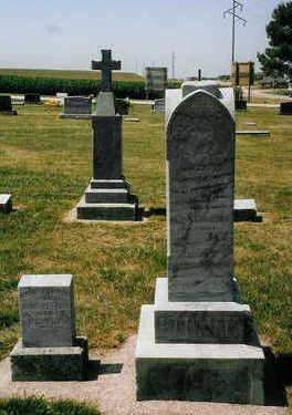 HAMMAN, JACOB & 'KATIE' - Plymouth County, Iowa | JACOB & 'KATIE' HAMMAN