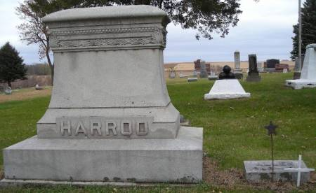 HARROD, ALLEN - Plymouth County, Iowa | ALLEN HARROD