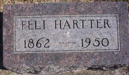 HARTTER, FELI. - Plymouth County, Iowa | FELI. HARTTER