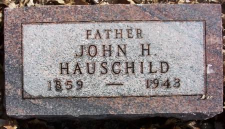 HAUSCHILD, JOHN HENRY - Plymouth County, Iowa | JOHN HENRY HAUSCHILD