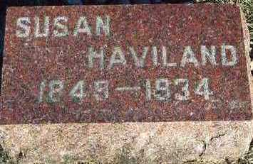 CLARKE HAVILAND, SUSAN - Plymouth County, Iowa | SUSAN CLARKE HAVILAND