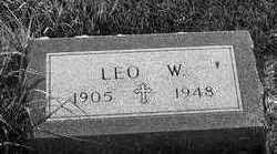 HEIDESCH, LEO W. - Plymouth County, Iowa | LEO W. HEIDESCH