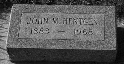HENTGES, JOHN M. - Plymouth County, Iowa | JOHN M. HENTGES