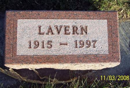 HERBOLD, LAVERN - Plymouth County, Iowa | LAVERN HERBOLD