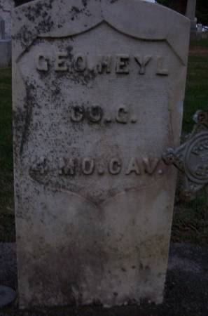 HEYL, GEORGE - Plymouth County, Iowa | GEORGE HEYL