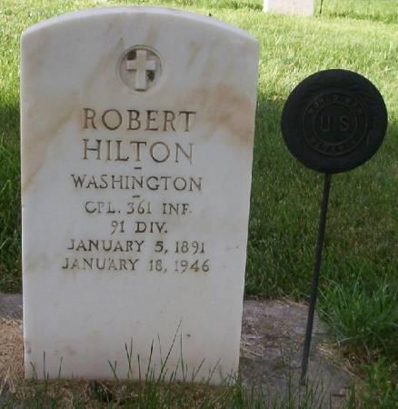 HILTON, ROBERT C. - Plymouth County, Iowa   ROBERT C. HILTON