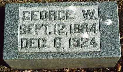 HINDE, GEORGE WALTERS - Plymouth County, Iowa | GEORGE WALTERS HINDE