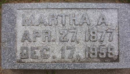 HINDE, MARTHA A. - Plymouth County, Iowa | MARTHA A. HINDE