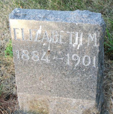 HINES, ELIZABETH M. - Plymouth County, Iowa   ELIZABETH M. HINES