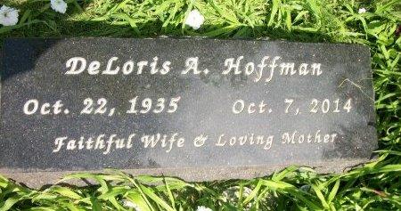 HOFFMAN, DELORIS A. - Plymouth County, Iowa   DELORIS A. HOFFMAN