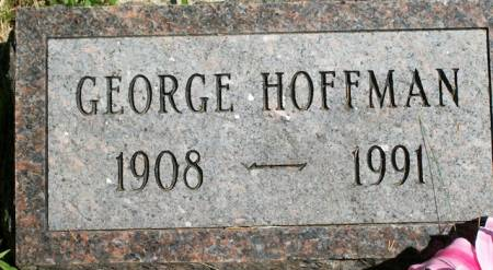 HOFFMAN, GEORGE - Plymouth County, Iowa | GEORGE HOFFMAN