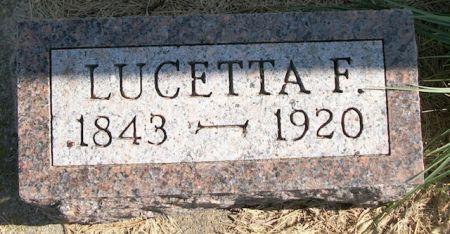 HOFFMAN, LUCETTA F. - Plymouth County, Iowa | LUCETTA F. HOFFMAN