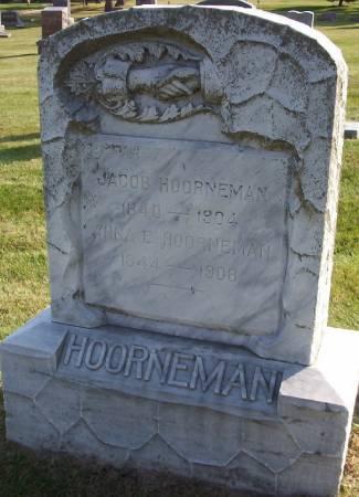 HOORNEMAN, JACOB - Plymouth County, Iowa | JACOB HOORNEMAN