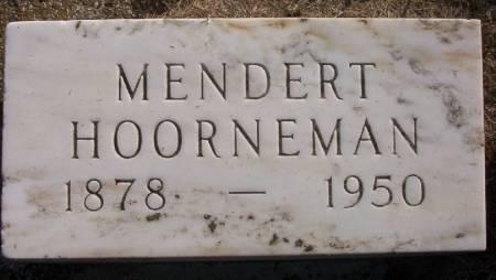 HOORNEMAN, MENDERT - Plymouth County, Iowa | MENDERT HOORNEMAN