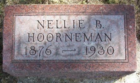HOORNEMAN, NELLIE B. - Plymouth County, Iowa | NELLIE B. HOORNEMAN