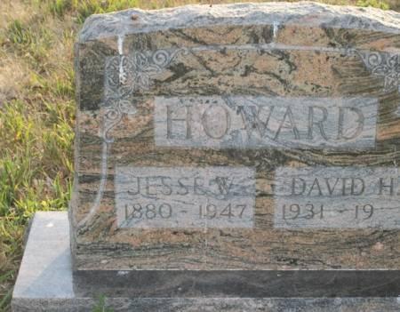 HOWARD, JESSE W. - Plymouth County, Iowa   JESSE W. HOWARD
