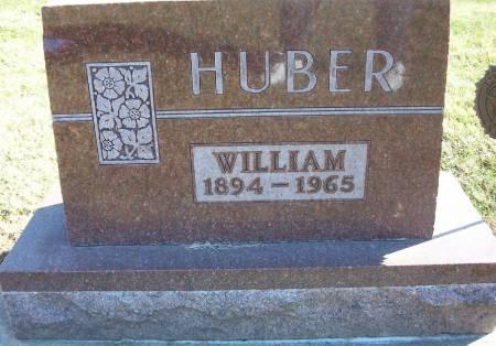 HUBER, WILLIAM - Plymouth County, Iowa | WILLIAM HUBER