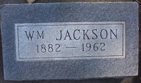 JACKSON, WILLIAM - Plymouth County, Iowa | WILLIAM JACKSON