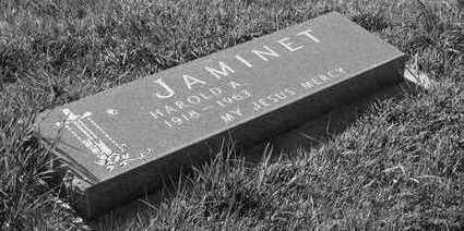 JAMINET, HAROLD A. - Plymouth County, Iowa | HAROLD A. JAMINET