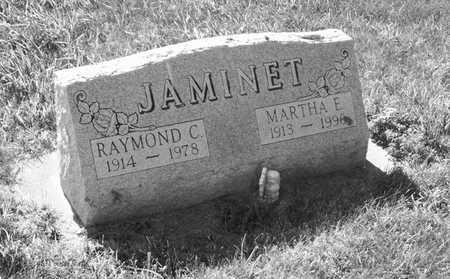 JAMINET, RAYMOND C. - Plymouth County, Iowa | RAYMOND C. JAMINET