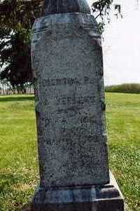 JEFFERS, DIANTHA PHOEBE - Plymouth County, Iowa   DIANTHA PHOEBE JEFFERS