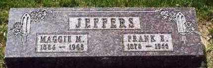 JEFFERS, FRANK E. - Plymouth County, Iowa | FRANK E. JEFFERS