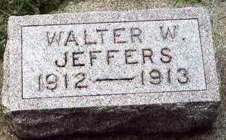 JEFFERS, WALTER WAYNE - Plymouth County, Iowa   WALTER WAYNE JEFFERS