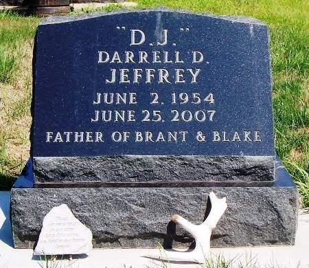 JEFFREY, DARRELL