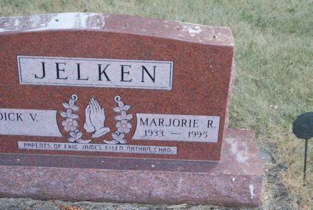 JELKEN, MARJORIE R. - Plymouth County, Iowa | MARJORIE R. JELKEN