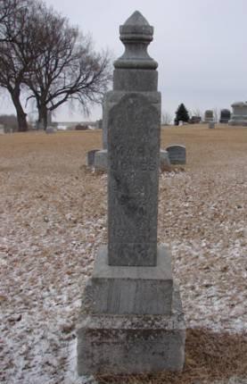 JONES, MARY - Plymouth County, Iowa | MARY JONES