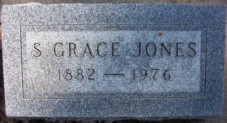 JONES, S. GRACE - Plymouth County, Iowa | S. GRACE JONES