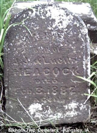 HEACOCK, ANNIE - Plymouth County, Iowa | ANNIE HEACOCK