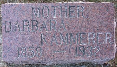 KAMMERER, BARBARA - Plymouth County, Iowa | BARBARA KAMMERER