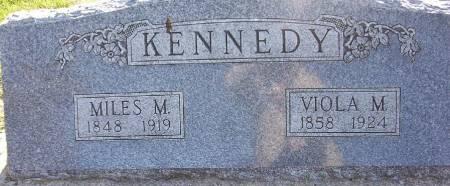 TREDWAY KENNEDY STOUFFER, VIOLA MAUD - Plymouth County, Iowa | VIOLA MAUD TREDWAY KENNEDY STOUFFER