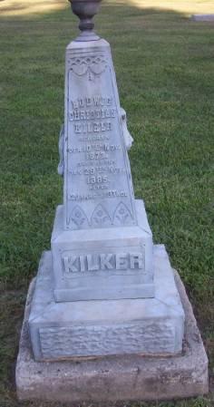 KILKER, LUDWIG CHRISTIAN - Plymouth County, Iowa | LUDWIG CHRISTIAN KILKER