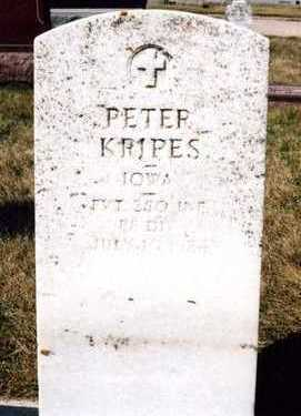 KIRPES, PETER - Plymouth County, Iowa | PETER KIRPES