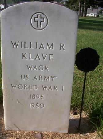 KLAVE, WILLIAM R. - Plymouth County, Iowa | WILLIAM R. KLAVE