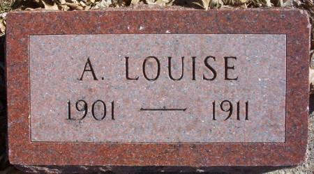 KLEINE, A. LOUISE - Plymouth County, Iowa | A. LOUISE KLEINE