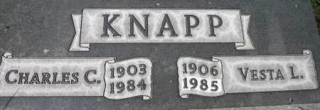 KNAPP, CHARLES C. - Plymouth County, Iowa | CHARLES C. KNAPP