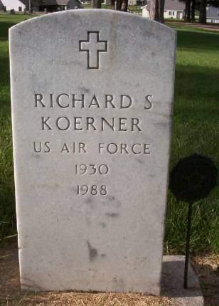 KOERNER, RICHARD S. - Plymouth County, Iowa | RICHARD S. KOERNER