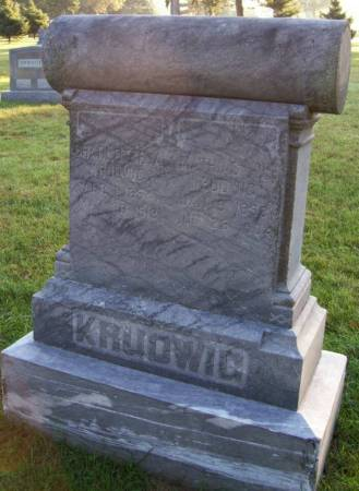 KRUDWIG, MATHIAS W. - Plymouth County, Iowa | MATHIAS W. KRUDWIG