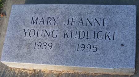 KUDLICKI, MARY JEANNE - Plymouth County, Iowa | MARY JEANNE KUDLICKI