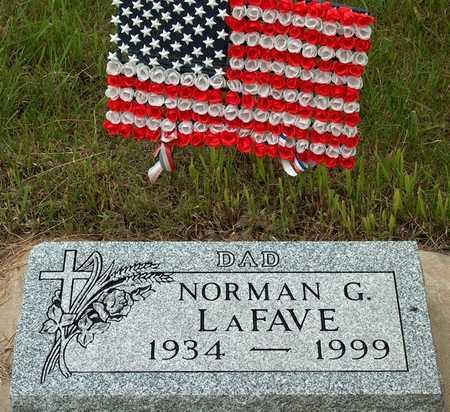 LA FAVE, NORMAN - Plymouth County, Iowa | NORMAN LA FAVE
