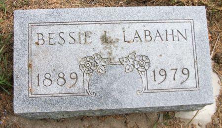 KING LABAHN, BESSIE L. - Plymouth County, Iowa   BESSIE L. KING LABAHN