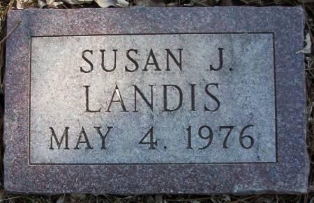 LANDIS, SUSAN J. - Plymouth County, Iowa | SUSAN J. LANDIS