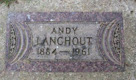 LANGHOUT, ANDREW