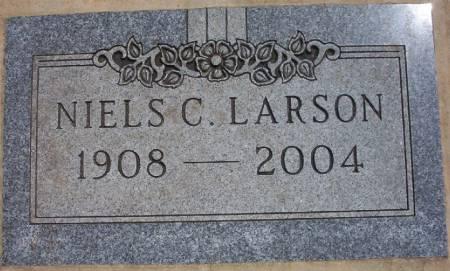 LARSON, NIELS CHRISTIAN - Plymouth County, Iowa | NIELS CHRISTIAN LARSON