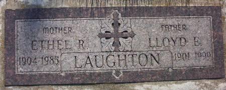 LAUGHTON, LLOYD E. - Plymouth County, Iowa | LLOYD E. LAUGHTON