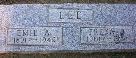 LEE, FREDA J. - Plymouth County, Iowa | FREDA J. LEE